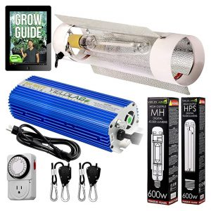 Yield-Lab-600-Watt-HPS-And-MH-Air-Cooled-Tube-Kit
